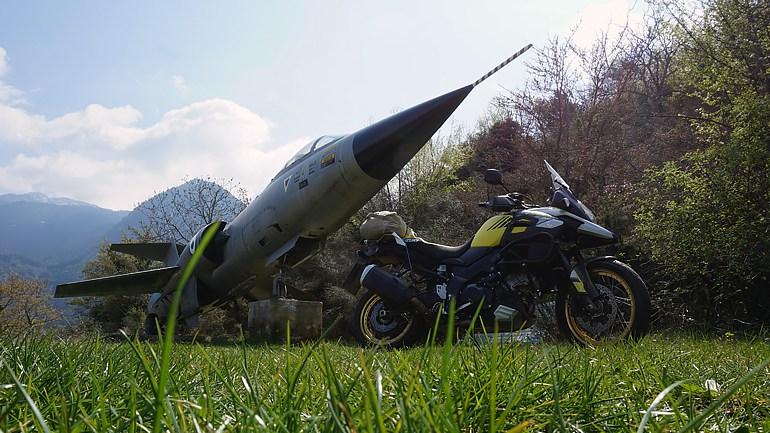 Στην Ευρυτανία με Suzuki V-Strom: Μέρος Πρώτο Υπάτη