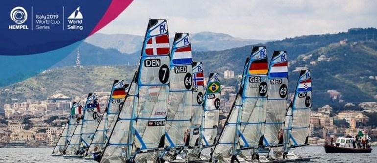 Ιστιοπλοΐα: Με 15 ιστιοπλόους η Ελλάδα στο Παγκόσμιο Κύπελλο της Γένοβας
