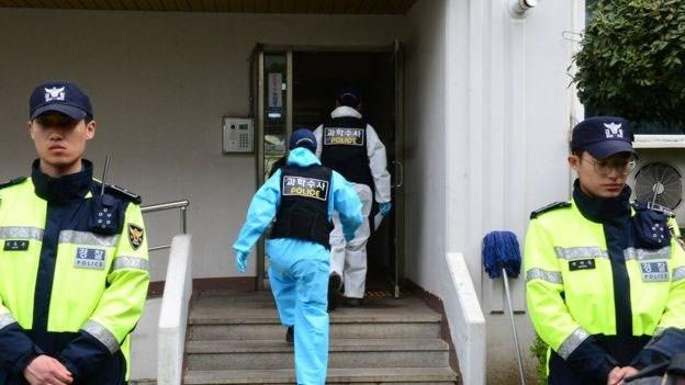 Νοτιοκορεάτης έβαλε φωτιά στο διαμέρισμά του, σκοτώνοντας 5 ανθρώπους