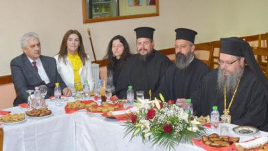 Σε Λειτουργία του Ιερώνυμου στους Γόννους ο Κ. Κολλάτος