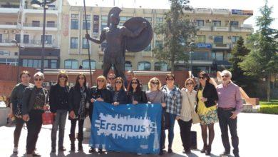Τελική συνάντηση Ευρωπαίων Εκπαιδευτικών στο πλαίσιο του προγράμματος Erasmus+ στα Φάρσαλα