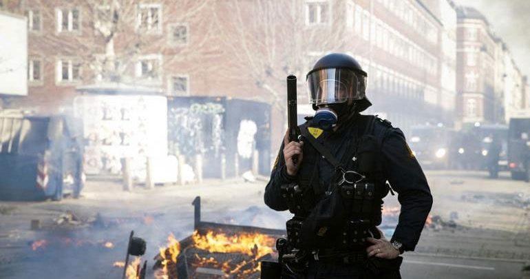 Δανία: Επεισόδια ξέσπασαν στη Κοπεγχάγη - 23 συλλήψεις