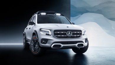 Το νέο SUV της Mercedes