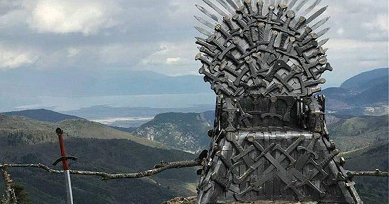 Ο «Σιδερένιος Θρόνος» της Οίτης σε υψόμετρο 1.260 μέτρων!
