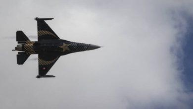 Τουρκικά μαχητικά παρενόχλησαν το ελικόπτερο του Αρχηγού ΓΕΣ πάνω από το Καστελόριζο