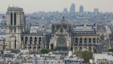 Γαλλία: Η χώρα αποτίει φόρο τιμής στους «ήρωες» που έσωσαν την Παναγία των Παρισίων