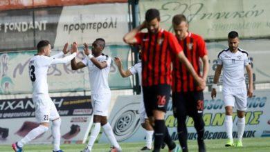 Football League: Θρίαμβος για τη Δόξα Δράμας, 4-0 τον Απόλλωνα Πόντου