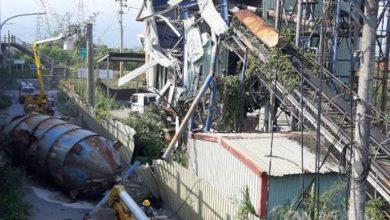 Συγκλονιστικά πλάνα από τον σεισμό στην Ταϊβάν