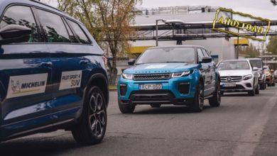 Δοκιμάζουμε το νέο ελαστικό Pilot Sport 4 SUV της Michelin...