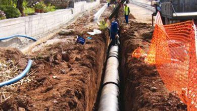 Προχωρά η κατασκευή δευτερεύοντος δικτύου ακαθάρτων στον δήμο Κηφισιάς
