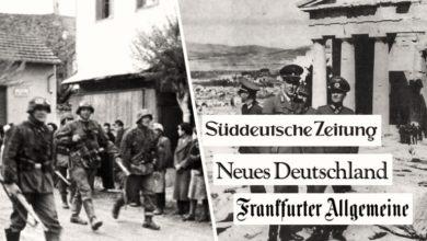 """Η """"παλιά φρίκη"""" χτυπά την πόρτα του Βερολίνου"""