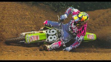 Motocross πτώσεις από το παρελθόν!