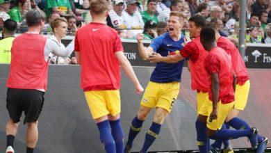 «Σφράγισε» την έξοδο στο Champions League η Λειψία, 2-1 την Γκλάντμπαχ