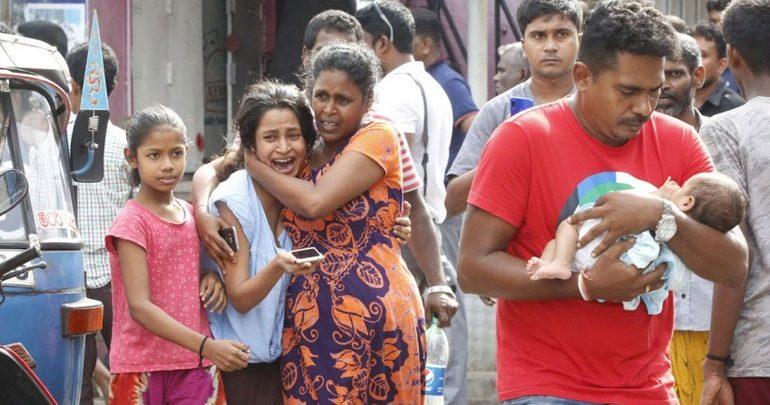 Στους 310 οι νεκροί στη Σρι Λάνκα - 40 οι συλληφθέντες