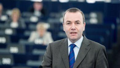 Επικρίνεται από το κόμμα του ο Βέμπερ για τις δηλώσεις του ότι θα εμποδίσει τον αγωγό Nord Stream 2