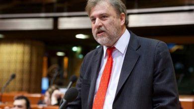 Ο Νότης Μαριάς παρουσίασε το ευρωψηφοδέλτιο του κόμματος «Ελλάδα, ο άλλος δρόμος»