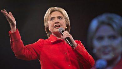 ΗΠΑ: Η Χίλαρι Κλίντον προειδοποιεί το Κογκρέσο να μη «βιαστεί» να κινήσει διαδικασία καθαίρεσης του Τραμπ