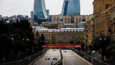 Το πρόγραμμα του Grand Prix του Αζερμπαϊτζάν