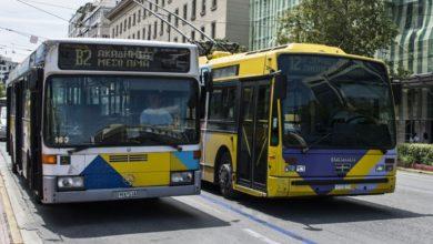 Πώς θα κινηθούν λεωφορεία και τρόλεϊ λόγω εορτής του Πάσχα