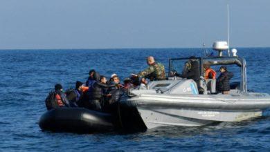 Εντοπίστηκαν και διασώθηκαν 34 μετανάστες τα ξημερώματα ανοιχτά της Σάμου