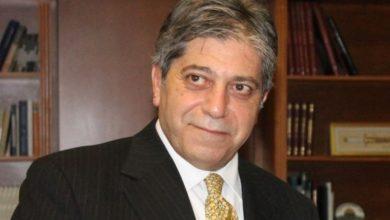 Συνάντηση του  Σκουρλέτη με τον πρέσβη του Κράτους της Παλαιστίνης