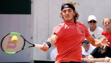 Αποκλείστηκε στον 3ο γύρο του Sabadell Open ο Τσιτσιπάς