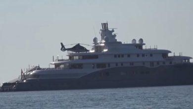 Στη Μύκονο «έδεσε» μία από τις 10 ακριβότερες θαλαμηγούς στον κόσμο