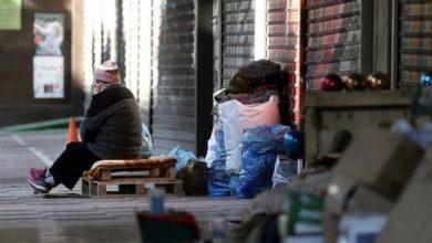 Οι άστεγοι της Θεσσαλονίκης