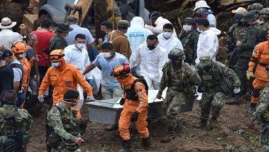 Κολομβία: Στους 33 οι νεκροί από κατολίσθηση που έπληξε αγροτική περιοχή