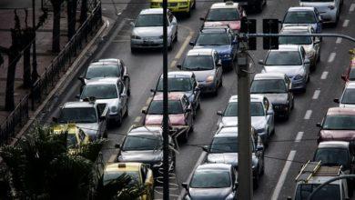 Αυξημένη κίνηση στους δρόμους από την έξοδο του Πάσχα