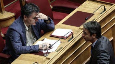Βολές Τσακαλώτου σε Μητσοτάκη: Ελπίζω να μη θεωρεί και τον πρόεδρο της Αργεντινής πρότυπο