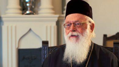 Αρχιεπίσκοπος Αλβανίας Αναστάσιος: Να έχουμε άφθονη ελπίδα, που ξεχειλίζει και περισσεύει