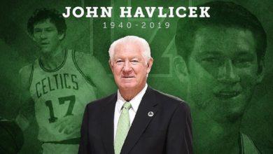 Απεβίωσε ο θρύλος του NBA Τζον Χάβλιτσεκ