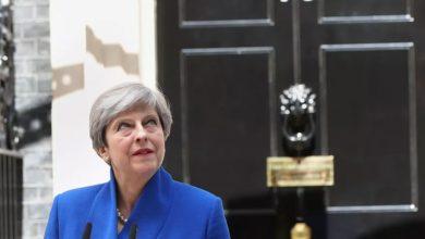 Η Μέι υποστηρίζει την ανάγκη για μια ισχυρή πολιτική ηγεσία στην Β. Ιρλανδία