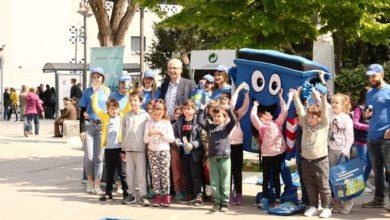 """Στη δράση """"Σχολείο Ανοικτό στην Κοινωνία"""" ο δήμαρχος Απ. Καλογιάννης"""