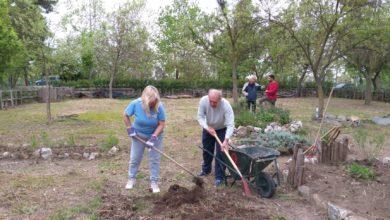 Ενεργοί Πολίτες Λάρισας: Oι «επίμονοι κηπουροί» του Αισθητικού Άλσους