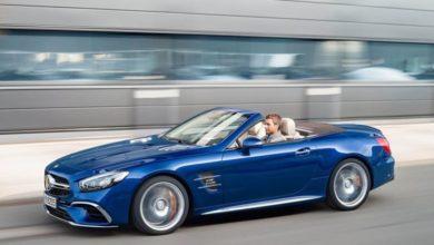 Με πιο δυναμικό και σπορ χαρακτήρα η επόμενη Mercedes-Benz SL