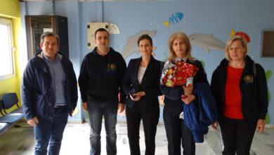 Το Γ.Ν. Λάρισας επισκέφθηκε η Διεθνής Ένωση Αστυνομικών