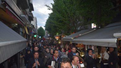 Στους δρόμους της Λάρισας παρέλασαν οι Σαμαριναίοι (φωτο - βίντεο)