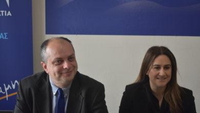 Ελένη Παναγιωταρέα από Λάρισα: «Θέλουμε τη δίκαιη μεταρρύθμιση της Ευρώπης»