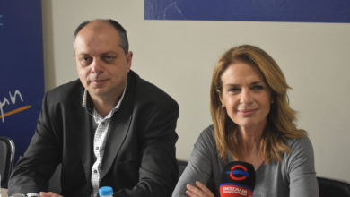 Π. Σταθακοπούλου από Λάρισα: «Να αναδείξουμε την πολιτιστική κληρονομιά της χώρας μας»