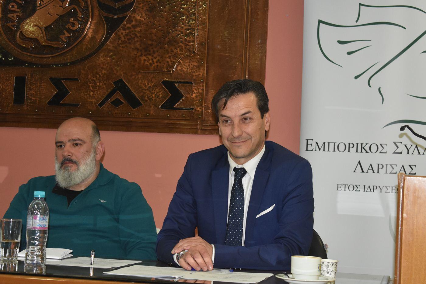 Χρονιά μείωσης του τζίρου των μικρών επιχειρήσεων το 2018 για τη Λάρισα σύμφωνα με τον Εμπορικό Σύλλογο (φωτο)