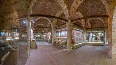 Η ιστορία της Ορθοδοξίας στο Σκευοφυλάκιο της Ιεράς Μονής Βαρλαάμ (φώτο)