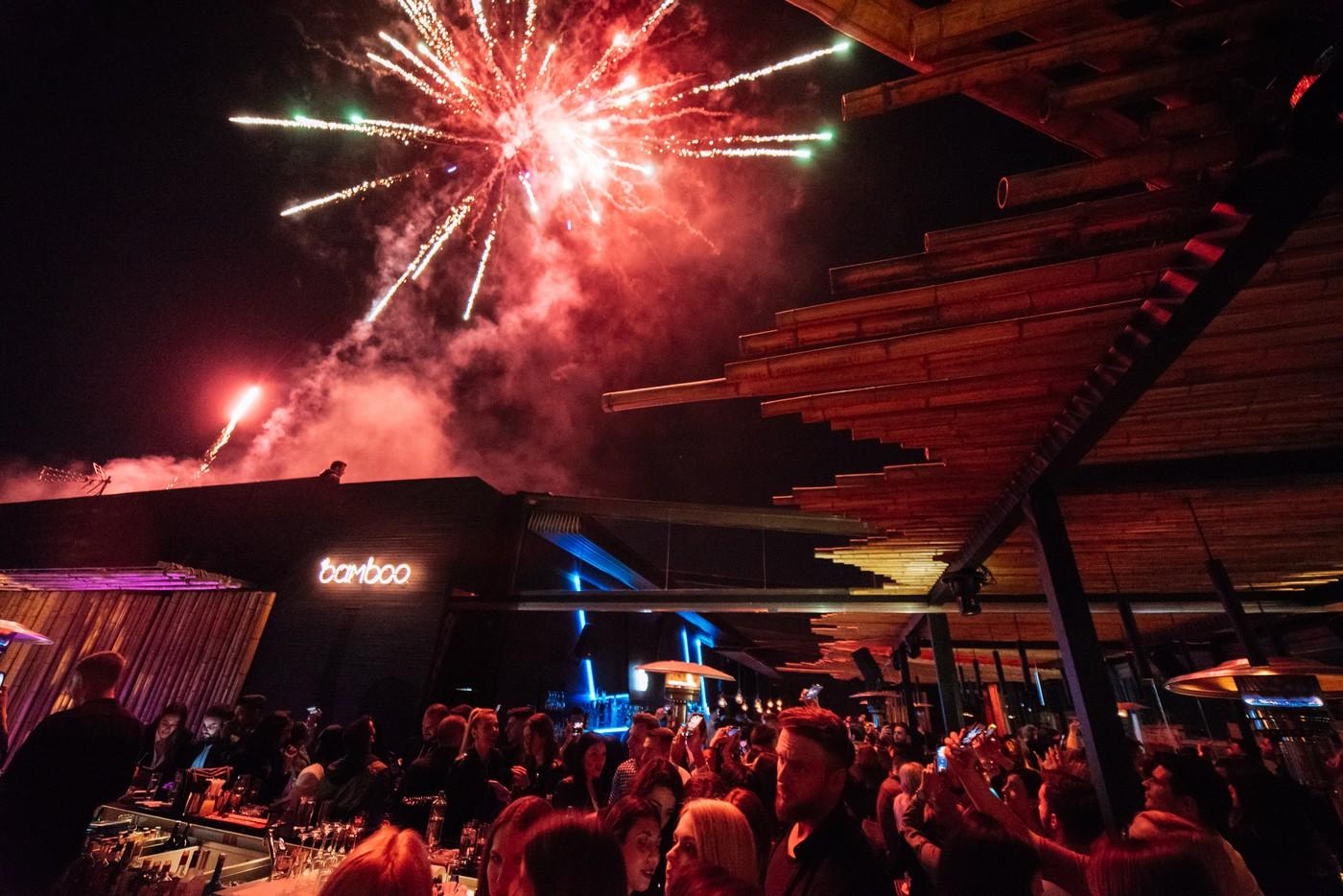 Άνοιξε τις πύλες του στο κέντρο της Λάρισας το νέο cocktail club - Bamboo στην ταράτσα της Κεντρικής πλατείας