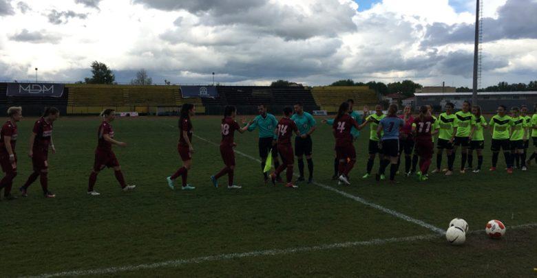 Ατύχησε στην Καρδίτσα η γυναικεία ομάδα ποδοσφαίρου της ΑΕΛ