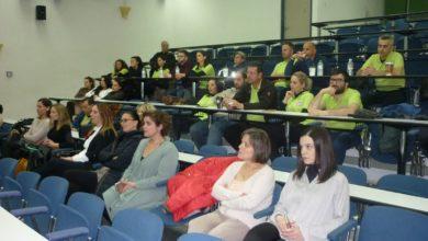 Εκδήλωση για την πρόληψη ατυχημάτων διοργάνωσε η 4η ΤΟΜΥ στη Λάρισα (φωτο)