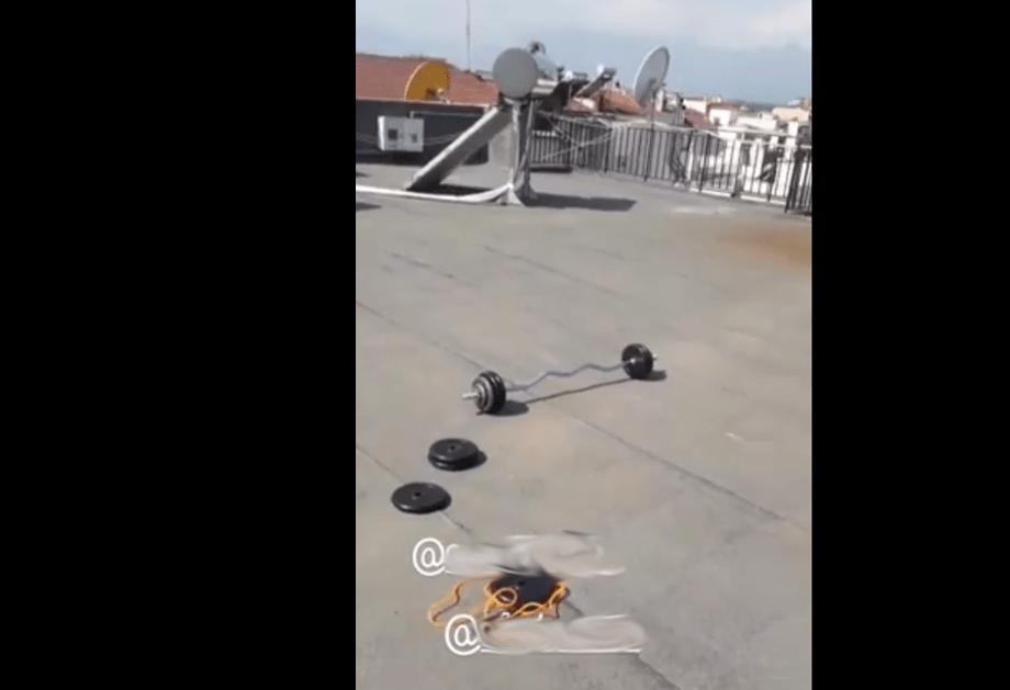 Τραγικό: Βίντεο ανέβασε πριν τη μοιραία πτώση ο 15χρονος Μάριος στα Τρίκαλα