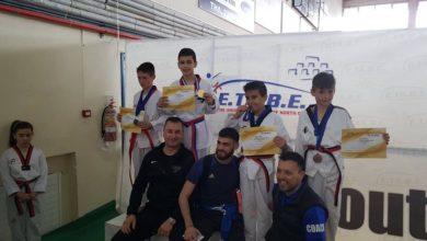 15 μετάλλια για το LARISSA TAE KWON DO CLUB στο 2ο προκριματικό πρωτάθλημα Βορείου Ελλάδος