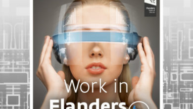 Εκδήλωση στο ΤΕΕ Λάρισας με θέμα «Εργασία στη Φλάνδρα Βελγίου»