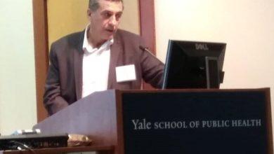 Στην Επιστημονική Επιτροπή του Ινστιτούτου Ελαιολάδου και Ελιάς του πανεπιστημίου Yale ο Δ. Κουρέτας